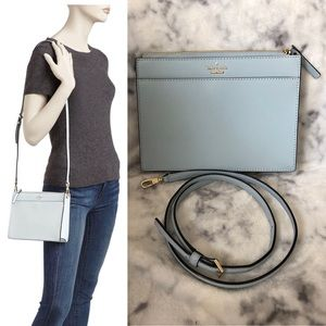 Kate Spade Cameron Street Clarise Saffiano Leather